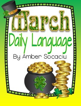 Daily Language Review for March