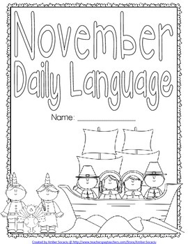 Daily Language Review for November