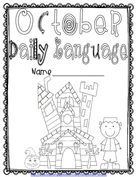 Daily Language Review for October