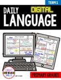 Daily Language Term 1 - DIGITAL