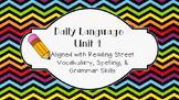 Daily Language Unit 1