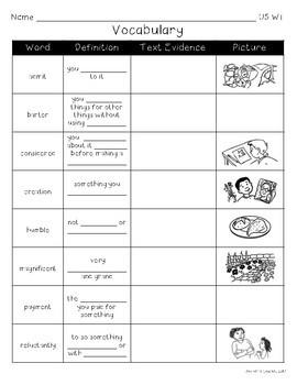 Daily Language Unit 5 {3rd Grade+