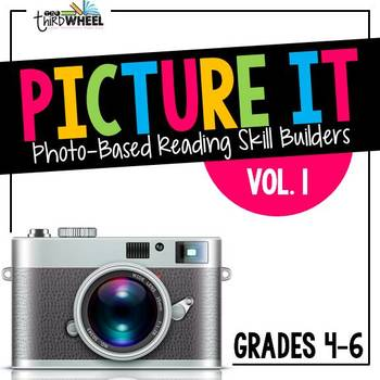 Language Arts Morning Work for Grades 4-6: Picture Prompts {Vol. 1}
