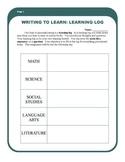 Daily Learning Log: Summarizing