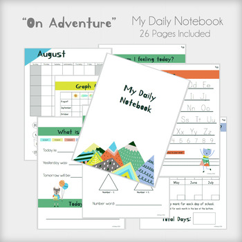 Daily Learning Notebook