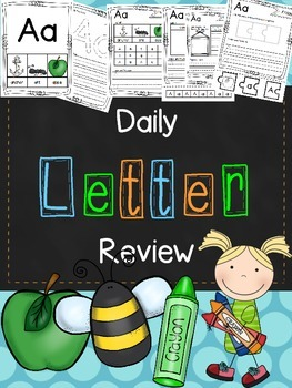 Daily Letter Review