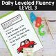 Reading Fluency Passages: Complete Leveled Bundle