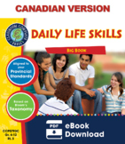 Daily Life Skills Big Book - Canadian Content