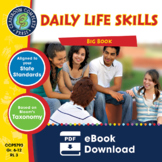 Daily Life Skills - BIG BOOK Gr. 6-12