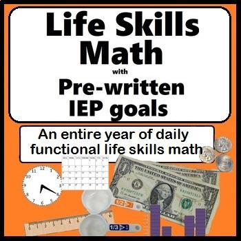 Daily Life Skills Math