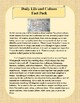 Daily Life and Culture in Ancient Egypt Reading and Activity Packet
