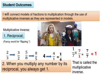 "Lesson 7:""Division with Fractions"" from Engage NY/Eureka Math Module 2 6th Grade"