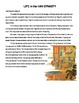 Daily Life in Han Dynasty Word Document