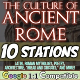 Roman Empire & Daily Life: Experience 5 areas of life in Ancient Rome!