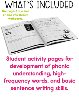 Reading and Writing - Daily Literacy Practice - UNIT 1