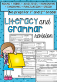 Daily Literacy and Grammar 3