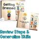 Daily Living Interactive Books (Life Skills)