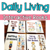 Daily Living Interactive Books - Life Skills and Special E
