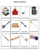 Daily Living/Life Skills: Identifying Kitchen Equipment
