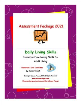 DLS Assessment Tool for Daily Living Skills
