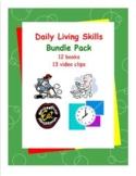 Daily Living Skills--Basics Workbooks Bundle Pack