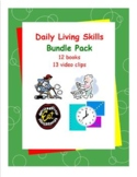 Daily Living Skills--Basics Workbooks Bundle Pack