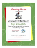 Cleaning House Workbook and Videos-Daily Living Skill