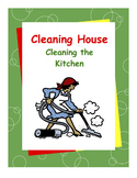 Cleaning the Kitchen Video-Daily Living Skills