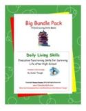 Daily Living Skills-Big Workbooks Bundle