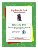 Daily Living Skills-Big Workbooks Bundle