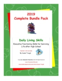 Daily Living Skills - Complete Bundle Pack w/o Teachers Manual