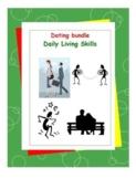Daily Living Skills-Dating Workbooks Bundle Pack