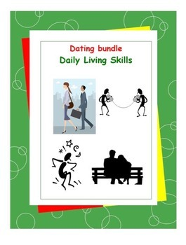 Daily Living Skills-Dating Workbooks Bundle Pack