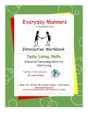 DLS Everyday Manners Workbook-Daily Living Skills