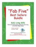 "Daily Living Skills ""Fab 5"" Bundle"