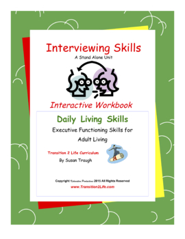 Interviewing Skills Workbook-Daily Living Skills