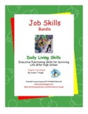 "Daily Living Skills- ""Job Skills"" Bundle"