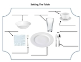 Daily Living Skills/Life Skills: Table Setting