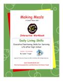 DLS – Making Meals Workbook