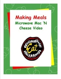 DLS Video: Mac N Cheese Video-Daily Living Skills