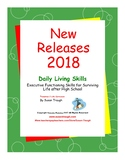 """Daily Living Skills """"New Releases 2018"""" Bundle - our most requested titles"""