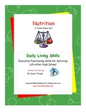 DLS Nutrition Workbook-Daily Living Skills