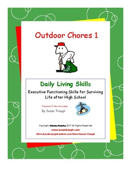DLS Outdoor Chores--Daily Living Skills