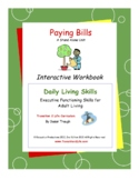 DLS Paying Bills Workbook-Daily Living Skills
