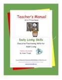 Daily Living Skills-Teacher's Manual