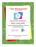 DLS Time Management Workbook-Daily Living Skills