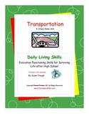 DLS Transportation Workbook-Daily Living Skills