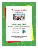 DLS Transportation Workbook-Daily Living Skills