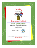 DLS Voting Workbook-Daily Living Skills