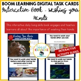 Daily Living Skills - Washing Your Hands Boom Digital Book